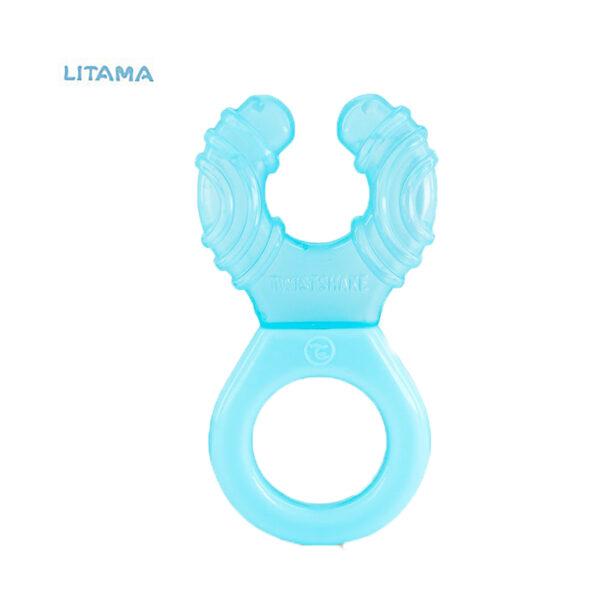 دندانگیر خنک کننده کودک آبی تویست شیک