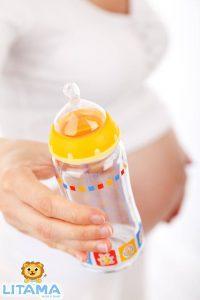 شیشه شیر مناسب کودکان