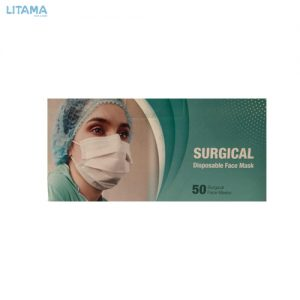 ماسک جراحی سه لایه