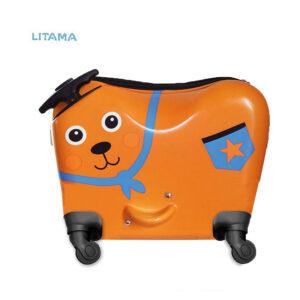 چمدان چرخدار خرس اوپس Oops