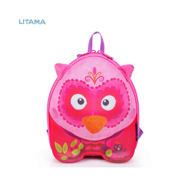 کیف کوله بچه گانه اوکی داگ طرح جغد Okiedog Wildpack backpack Owl