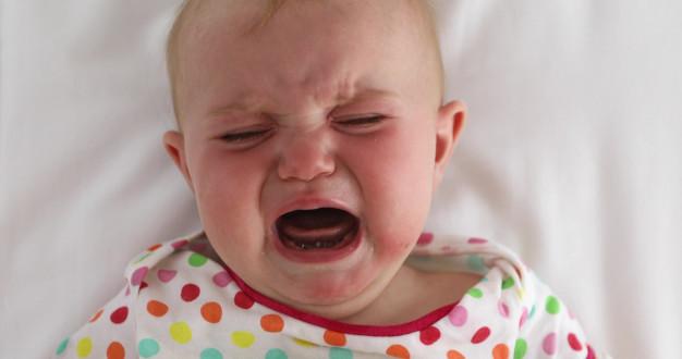درد کولیک نوزادان