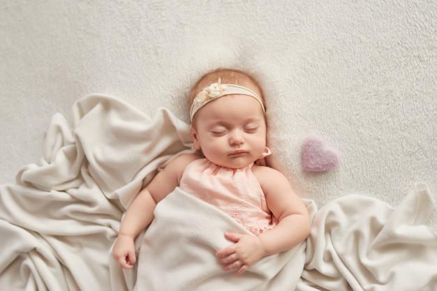 بهبود خواب نوزاد