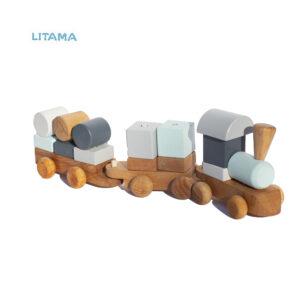 اسباب بازی قطار مونته سوری دریم لند دیزاین