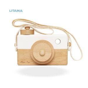 اسباب بازی چوبی دوربین هیپو تویز
