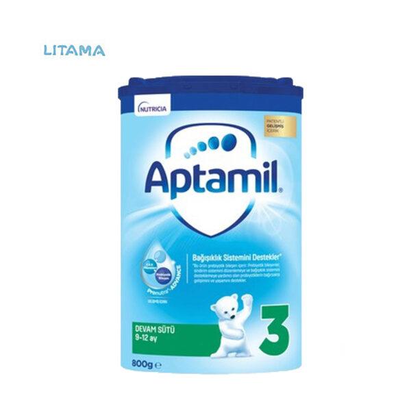 شیر خشک آپتامیل 3 APTAMIL 800 گرمی